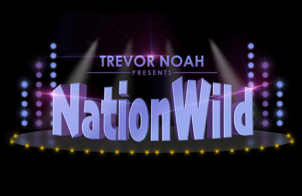 Trevor Noah Nation Wild Logo