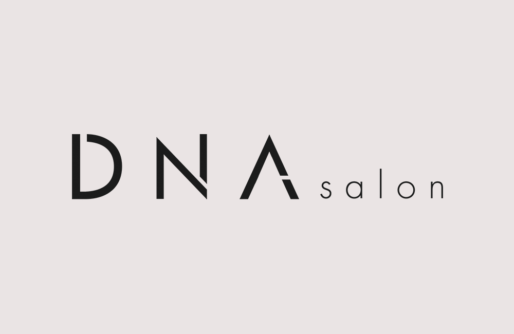 DNA Salon Logo Design