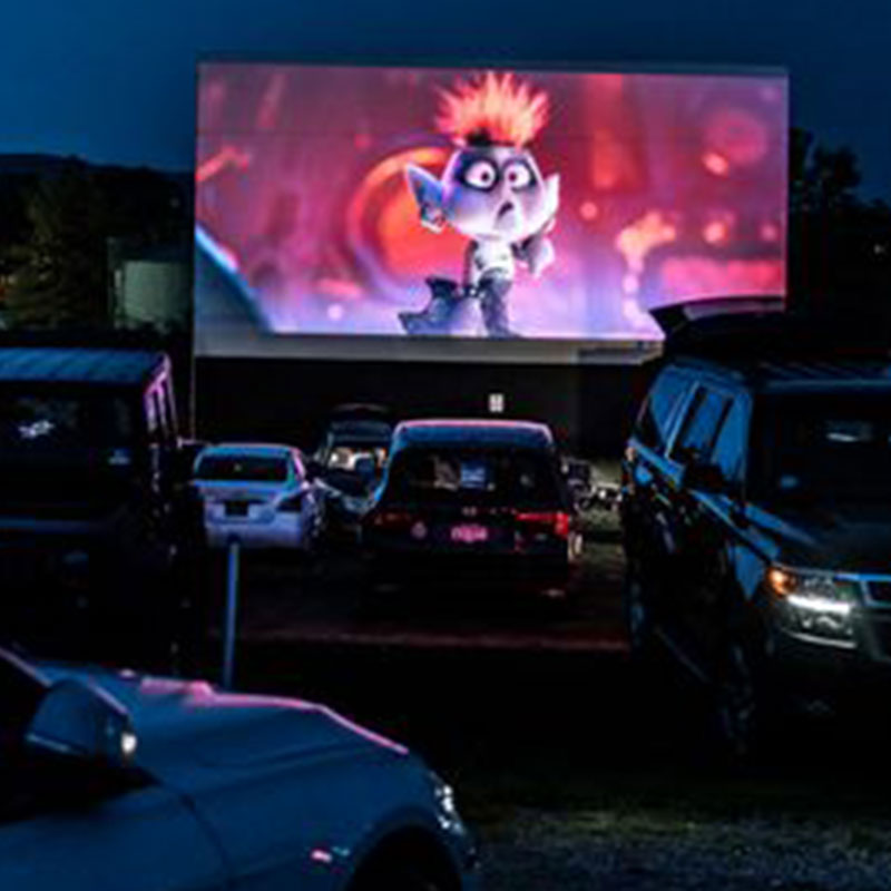 ParkUpp Drive In
