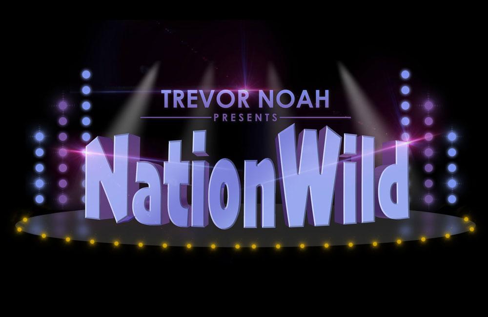 Trevor Noah Nation Wild Logo